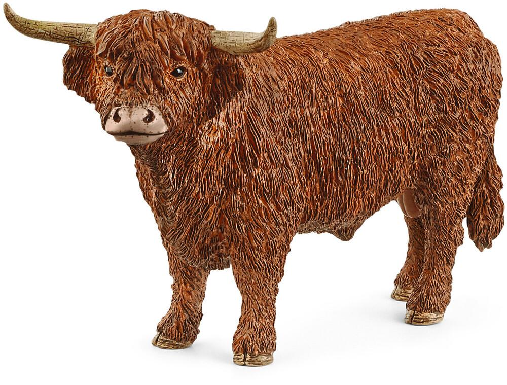 Schleich - Schleich Highland Bull
