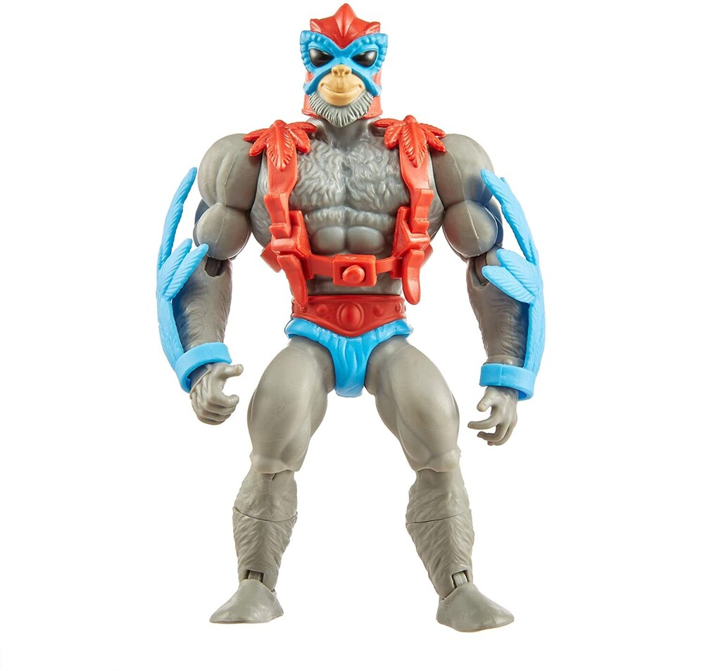 Masters Of The Universe - Mattel Collectible - Masters of the Universe Origins Stratos Action Figure (He-Man, MOTU)