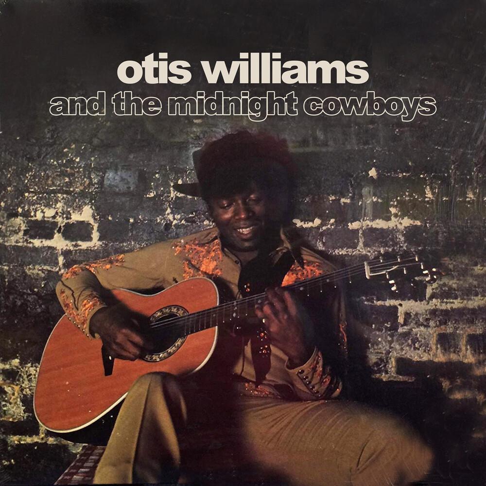 Otis Williams  / The Midnight Cowboys - Otis Williams & The Midnight Cowboys (Mod)