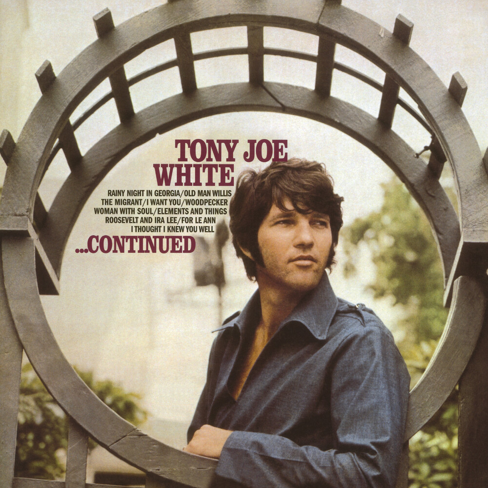 Tony White  Joe - Continued