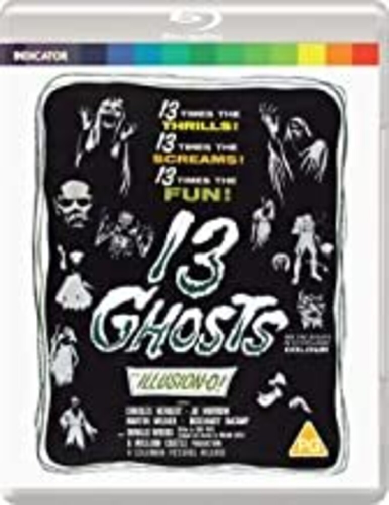 13 Ghosts - 13 Ghosts / (Uk)