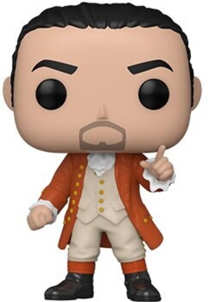 - FUNKO POP! MOVIES: Hamilton- Alexander Hamilton