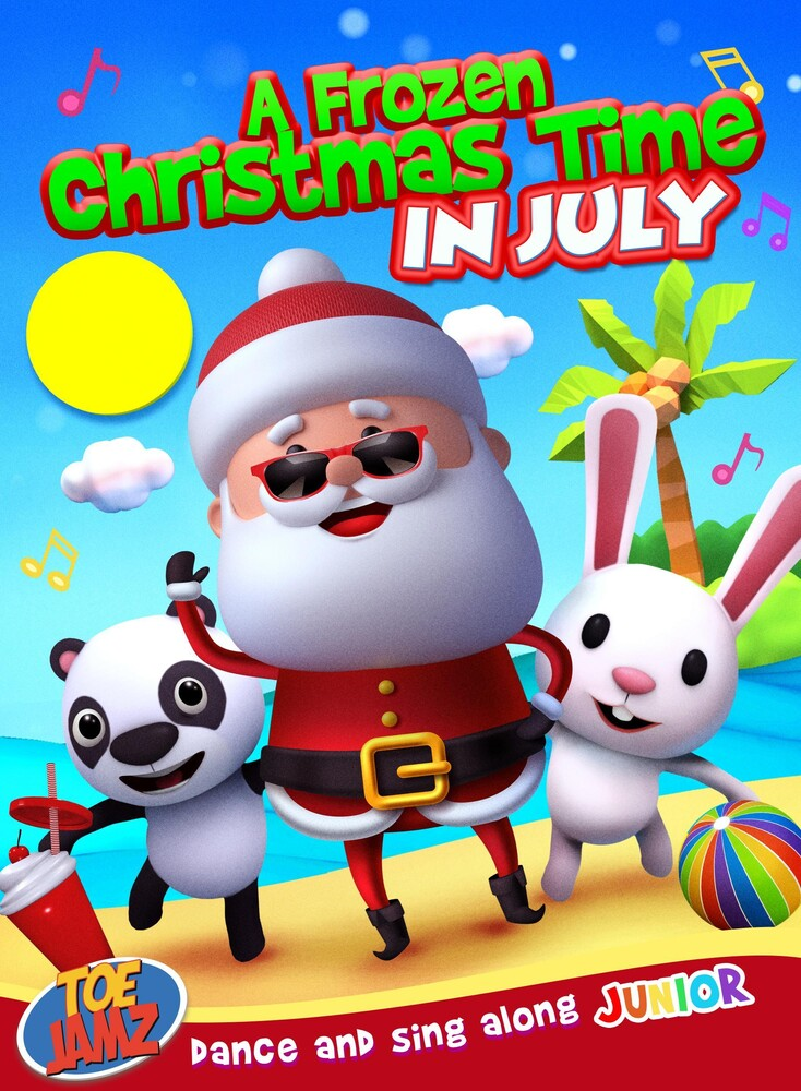 - A Frozen Christmas Dance: Christmas Time In July