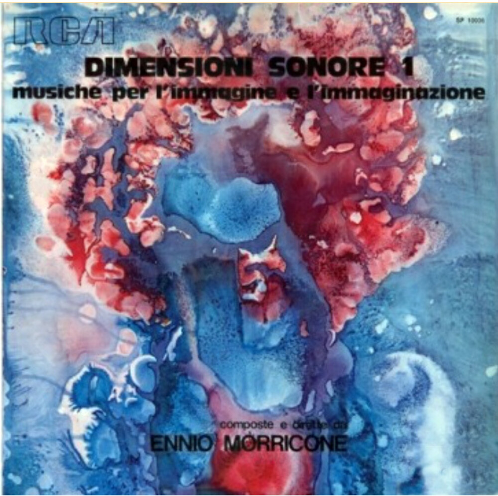 Ennio Morricone  / Nicolai,Bruno (Ltd) (Tote) (Ita) - Dimensioni Sonore (Original Sountrack) [Limited 10LP Set With Totebag]