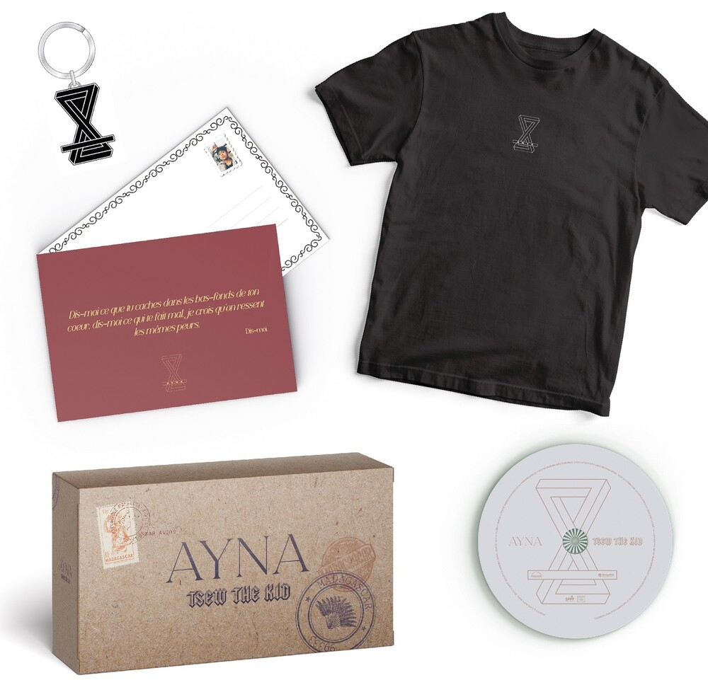 Tsew The Kid - Ayna [Limited Edition] (Fra)