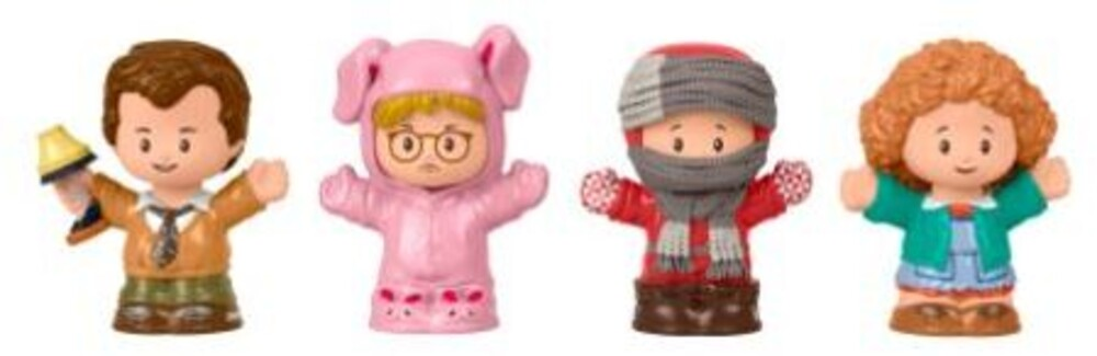 Little People - Fisher Price - Little People Collector: A Christmas Story