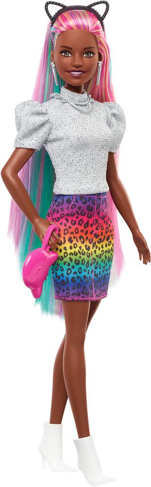 Barbie - Mattel - Barbie Hair Feature Doll 2