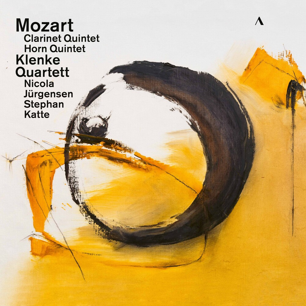 Klenke Quartett - Clarinet Quintet & Horn Quinte