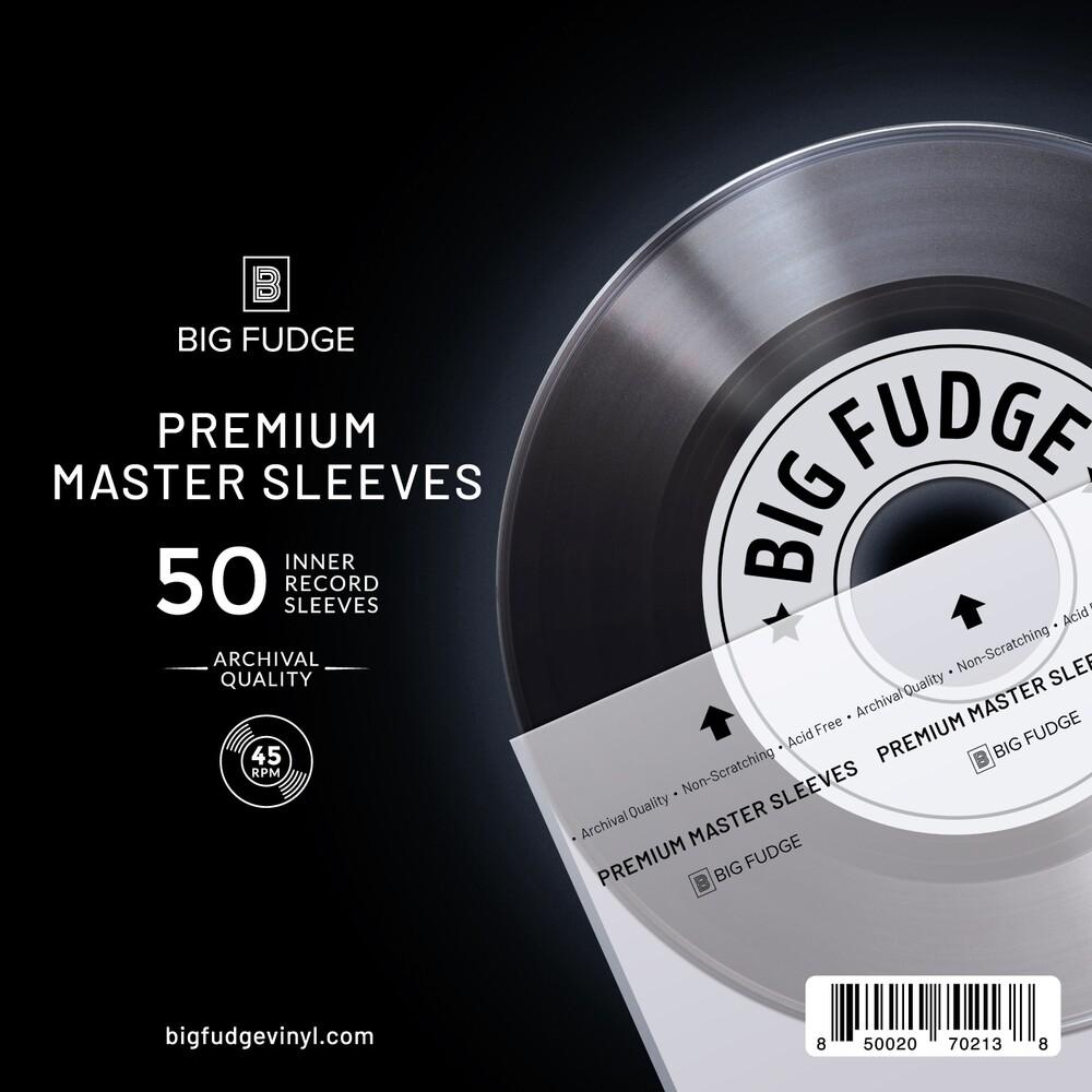 - Big Fudge Bfpis7x50us 7in Prem Mstr Is 50 Pk Clear