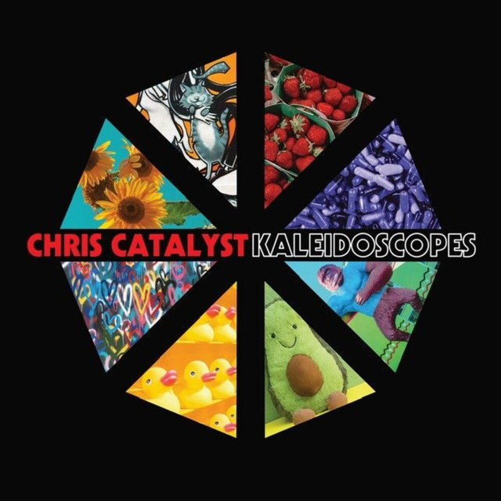 Chris Catalyst - Kaleidoscopes (Uk)