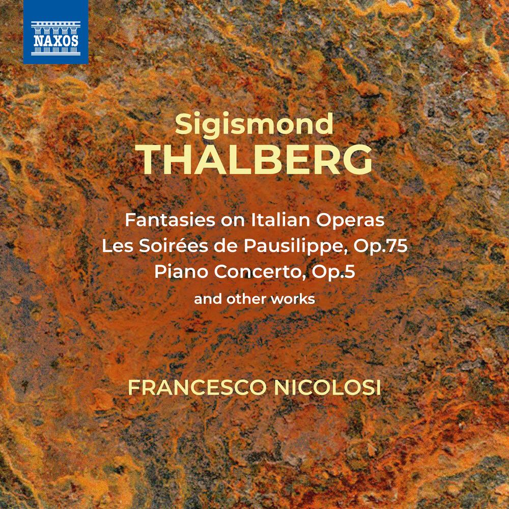 Thalberg / Nicolosi / Mogrelia - Works