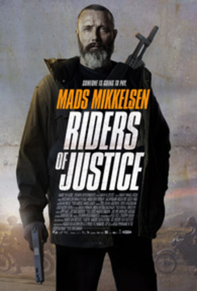 - Riders Of Justice Bd / (Dub)