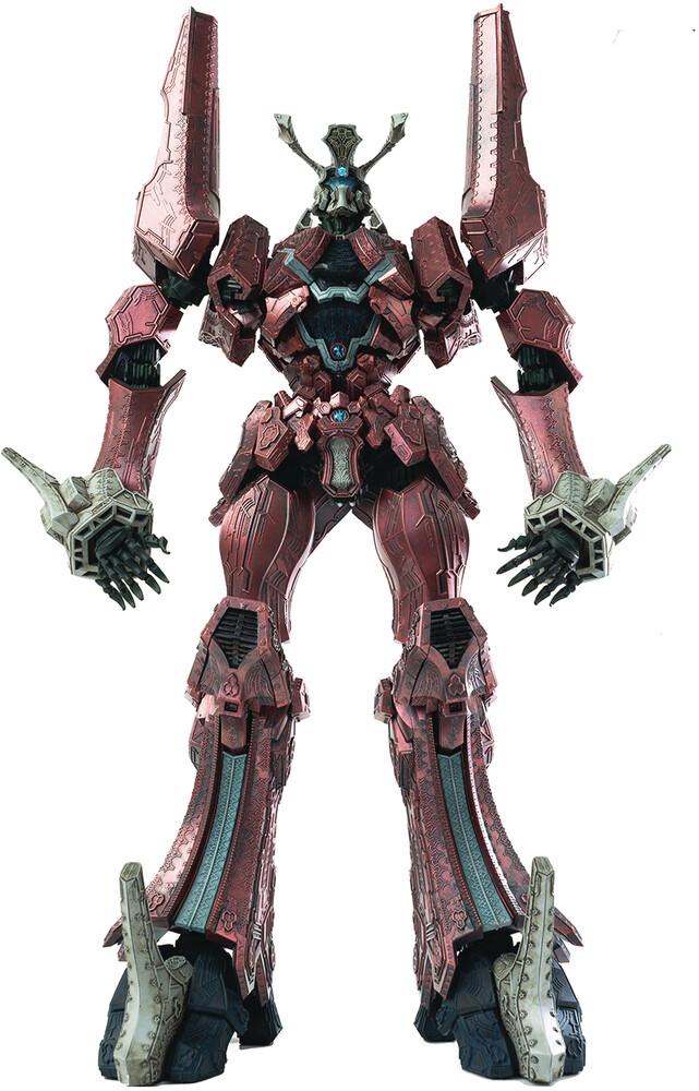 - Threezero X Takayuki Takeya Ideon 18in Collectible