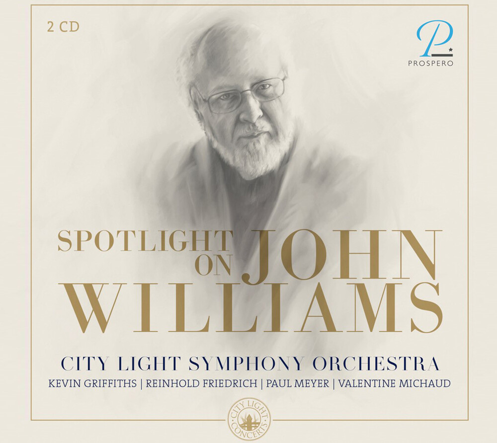 Williams / City Light Orchestra / Griffiths - Spotlight On John Williams (2pk)