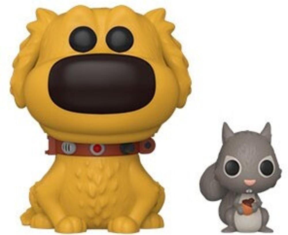 Funko Pop!&Buddy: - Dug Days- Dug W/Squirrel (Vfig)