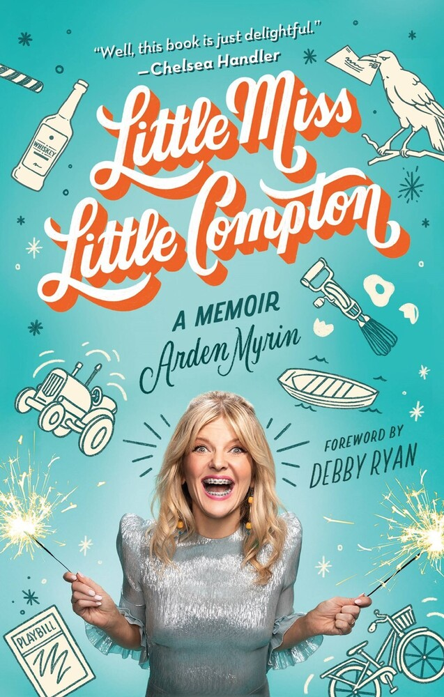 Arden Myrin  / Ryan,Debby - Little Miss Little Compton (Ppbk)