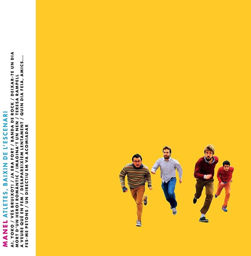Manel - Atletes Baixin De L'escenari (Spa)
