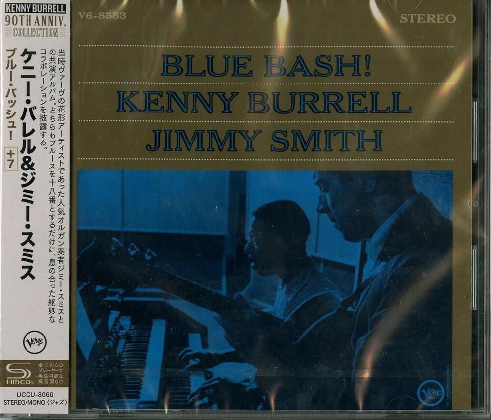Kenny Burrell - Blue Bash (Bonus Track) (Shm) (Jpn)