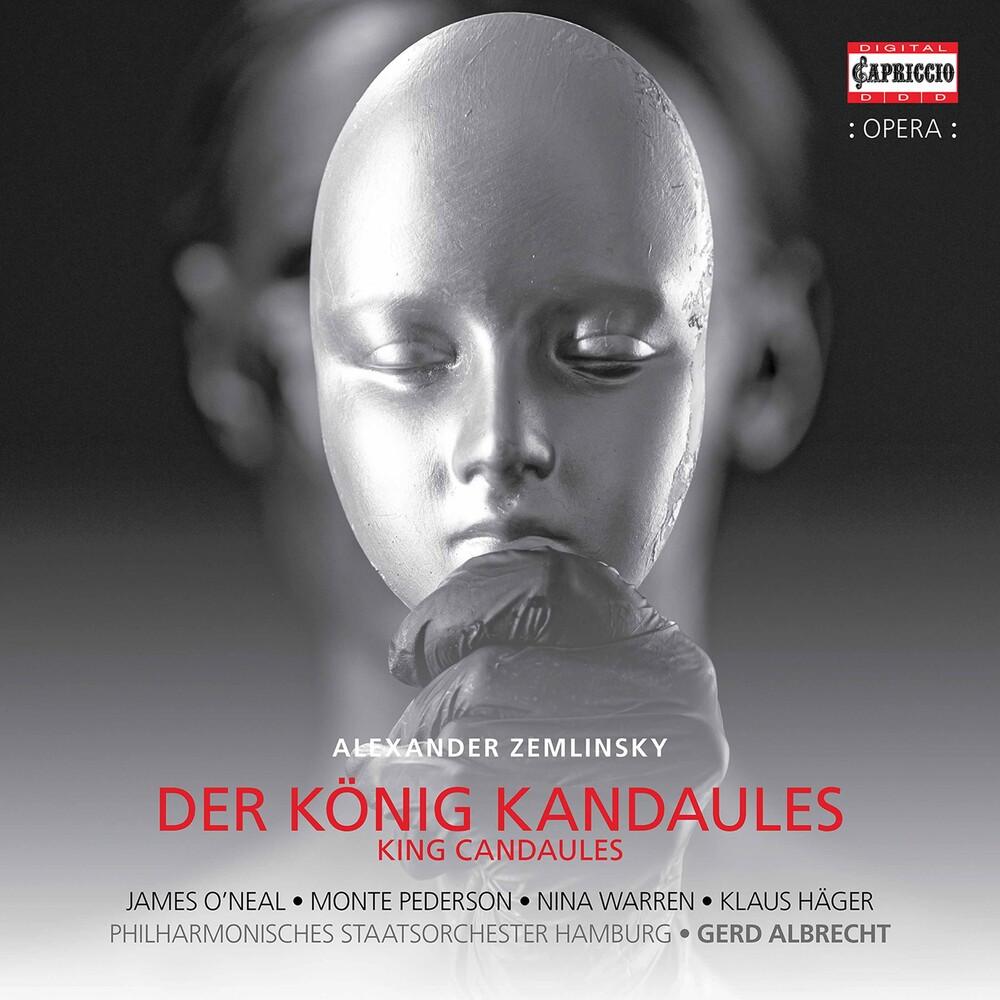 Zemlinsky / Albrecht - Der Konig Kandaules (2pk)