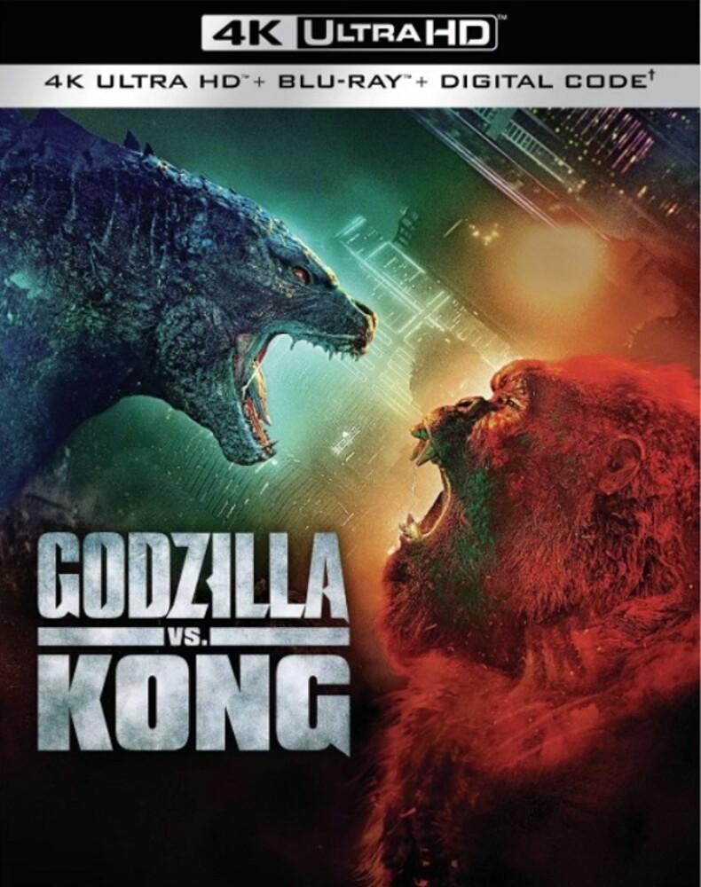 - Godzilla Vs. Kong