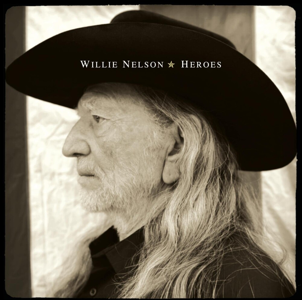 Willie Nelson - Heroes [Import]