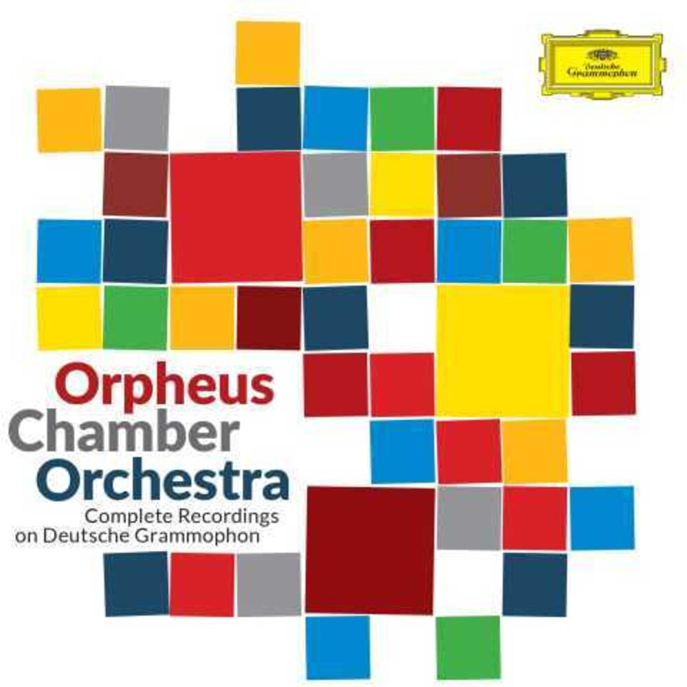 Orpheus Chamber Orchestra - Complete Recordings On Deutsche Grammophon (Box)