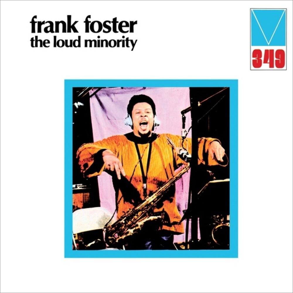 Frank Foster - Loud Minority
