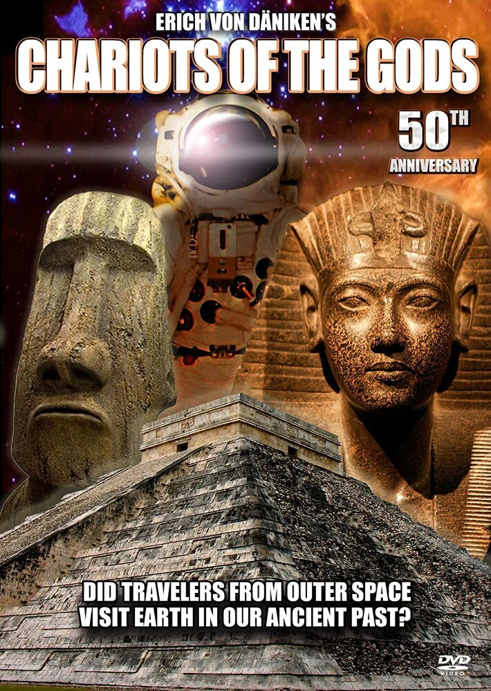 Jean Fontaine - Chariots Of The Gods: 50th Anniversary / (Aniv)