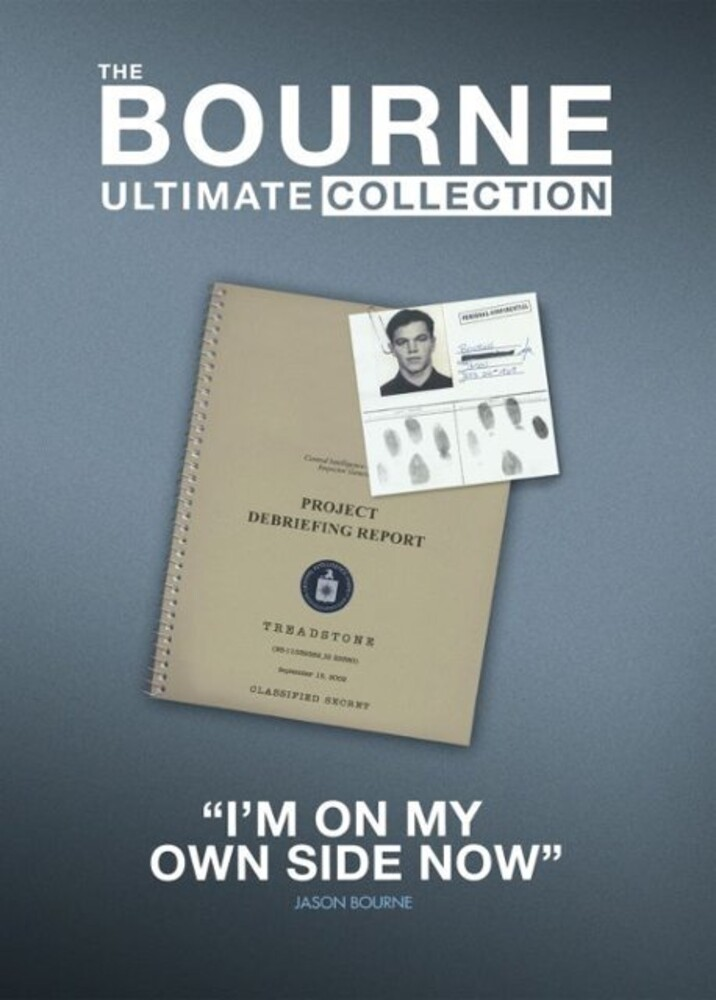 - Bourne Ultimate Collection (6pc) / (Box)