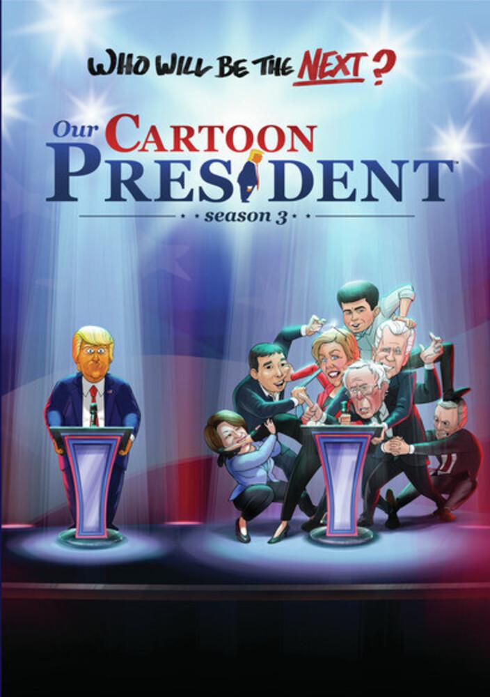 - Our Cartoon President: Season 3 (3pc) / (Full Mod)