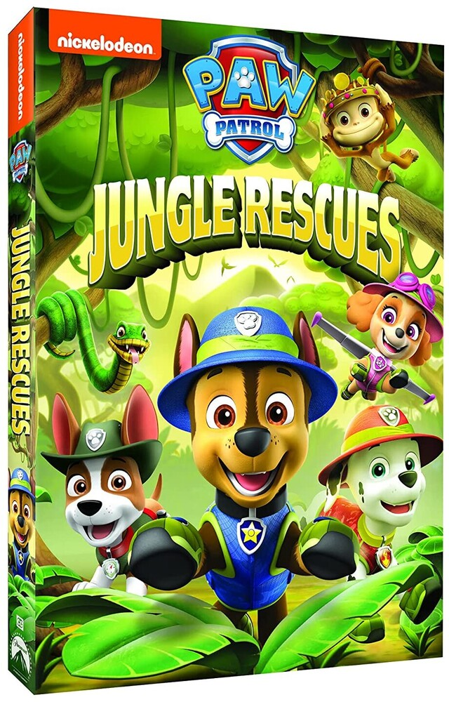- Paw Patrol: Jungle Rescues