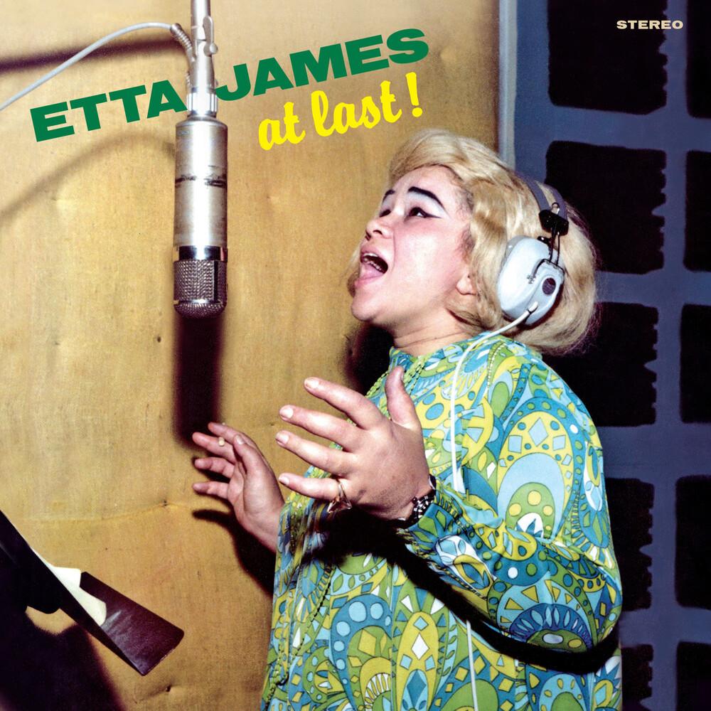Etta James - At Last (Bonus Tracks) [Colored Vinyl] [180 Gram] (Spa)
