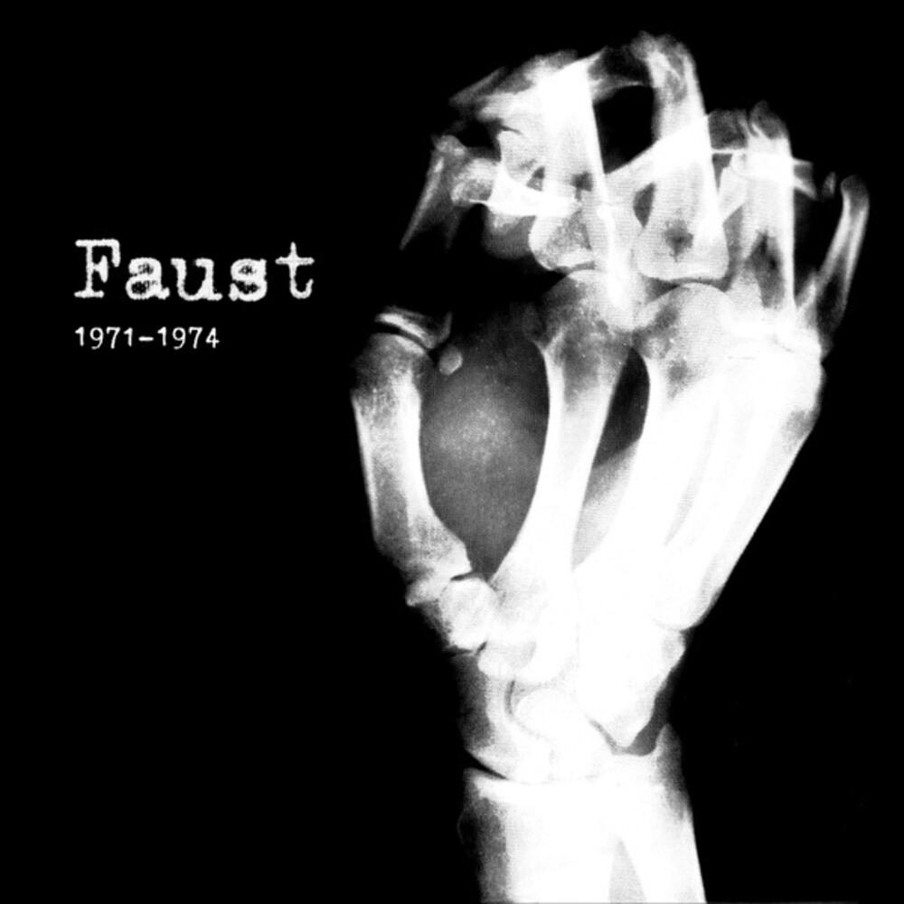 Faust - 1971-1974 (Box)