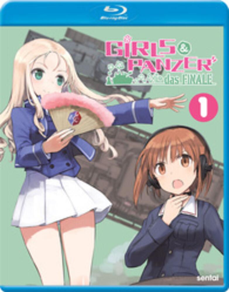 Girls Und Panzer Das Finale - Part 1 - Girls Und Panzer Das Finale - Part 1 / (Anam Sub)