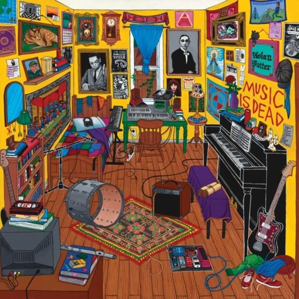 Nolan Potter - Music Is Dead