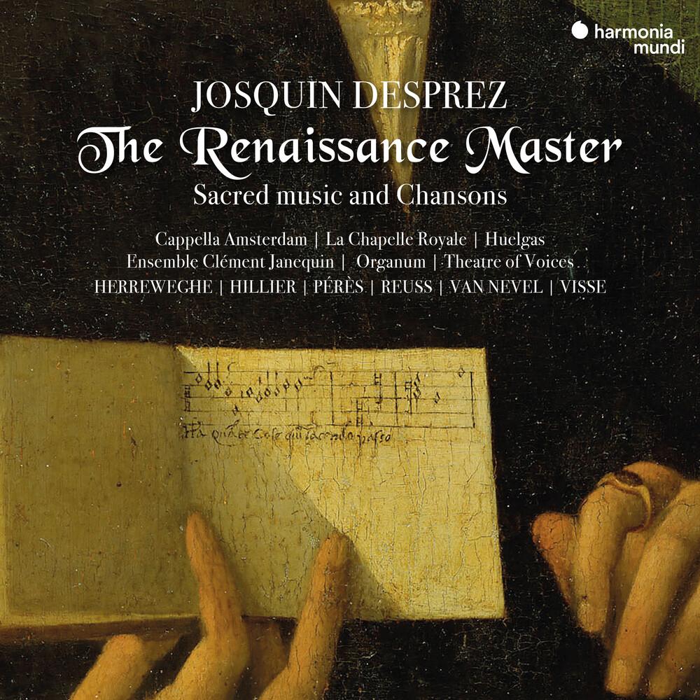 Josquin Desprez: Celebration / Various (Dlx) (Ltd) - Josquin Desprez: Celebration / Various [Deluxe] [Limited Edition]