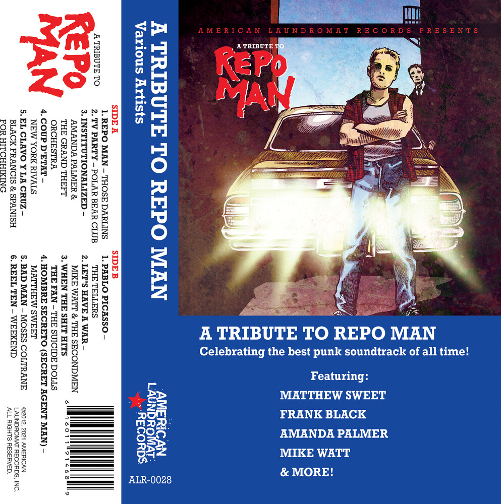 Tribute To Repo Man / Various - Tribute To Repo Man / Various (Electric Green)