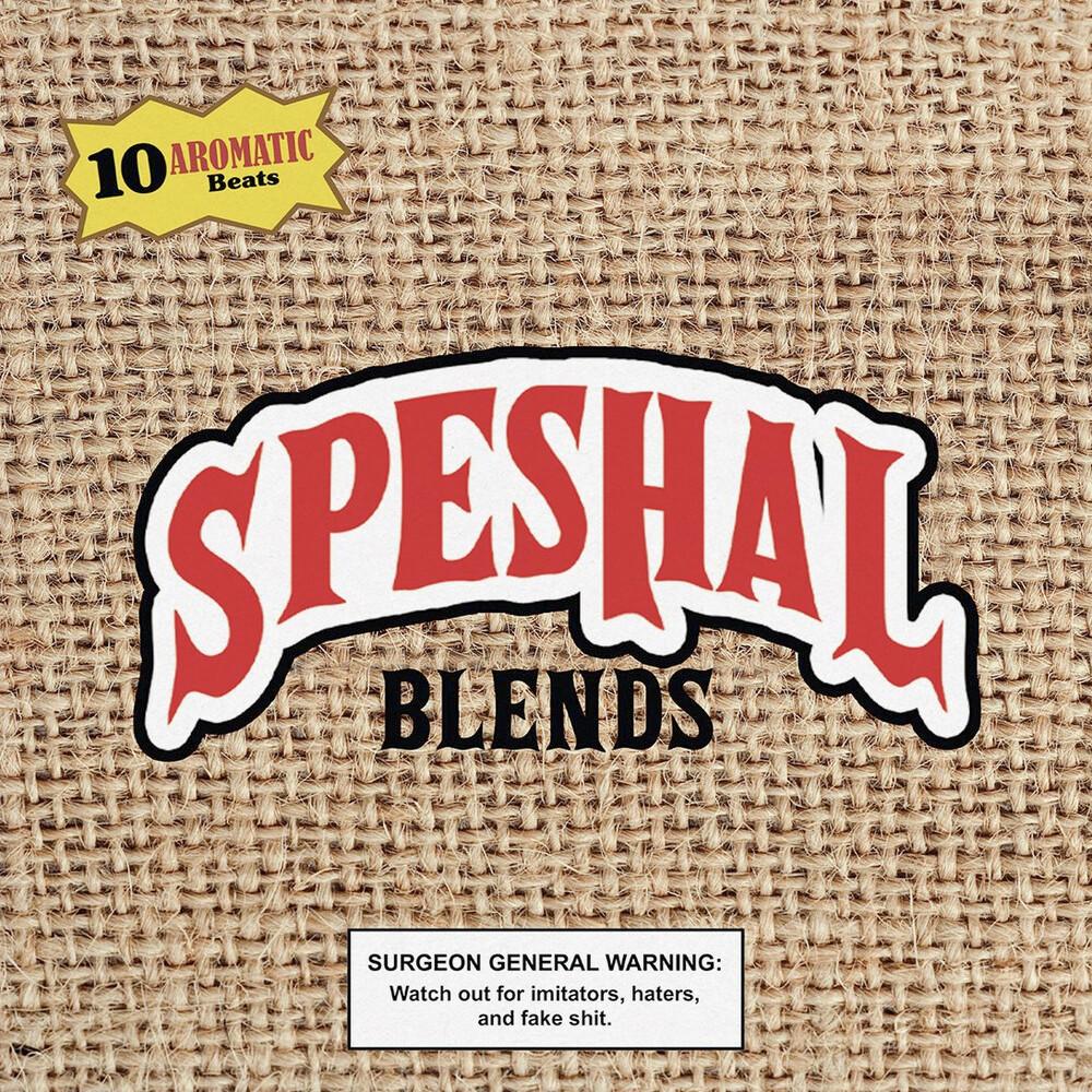 38 Spesh - Speshal Blends 2
