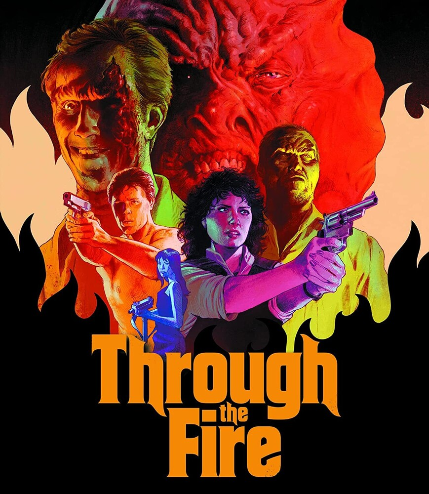 Through The Fire - Through The Fire