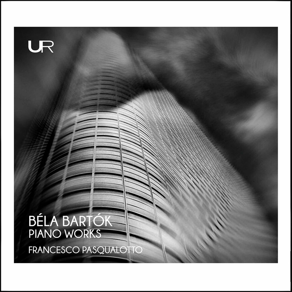 Bartok / Pasqualotto - Piano Works