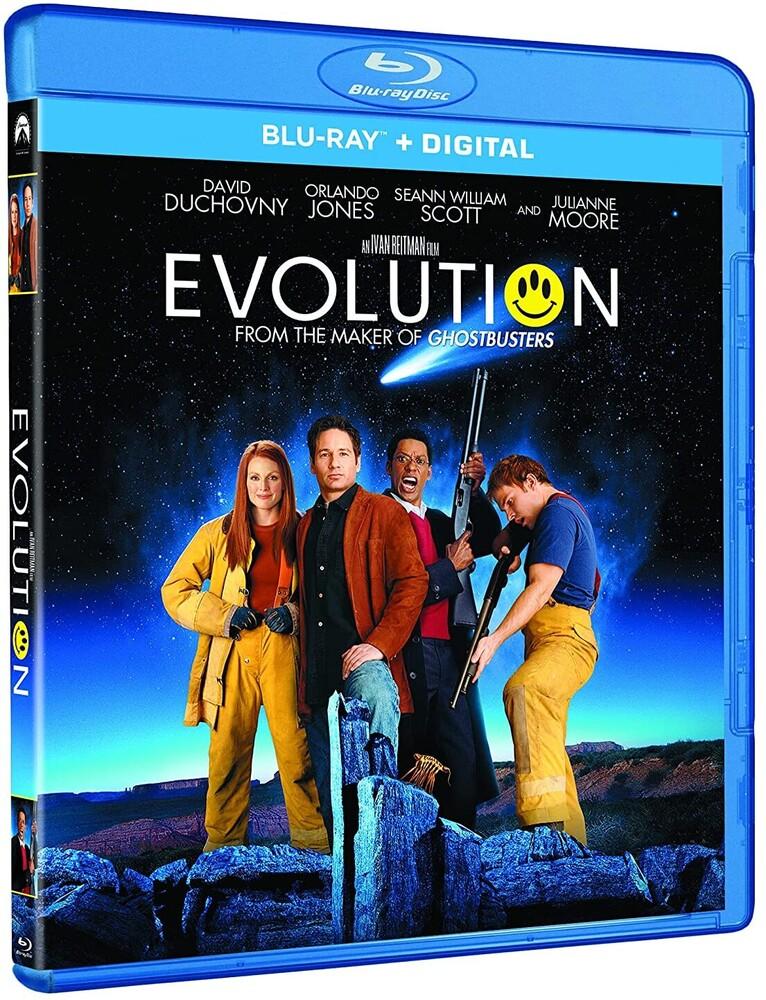 Evolution - Evolution / (Ac3 Dol Dts Sub Ws)