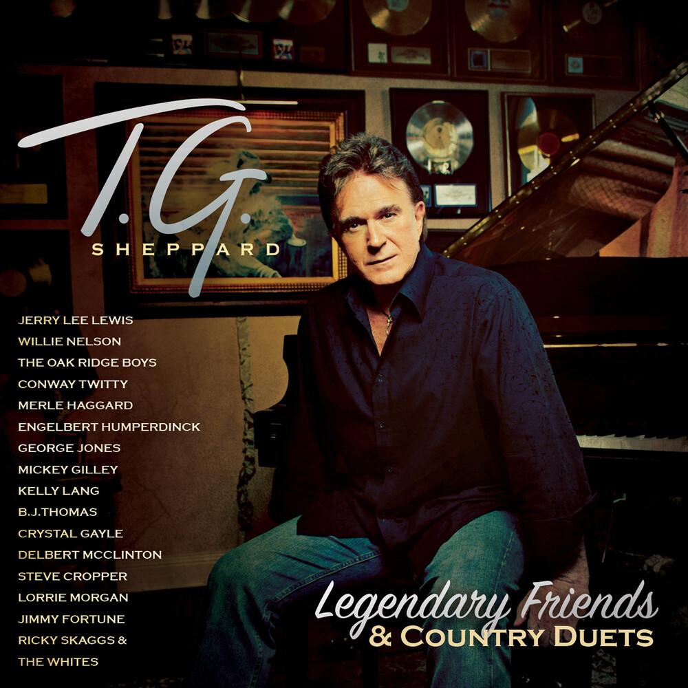 Sheppard, T.G. / Oak Ridge Boys / Twitty, Conway - Legendary Friends & Country Duets
