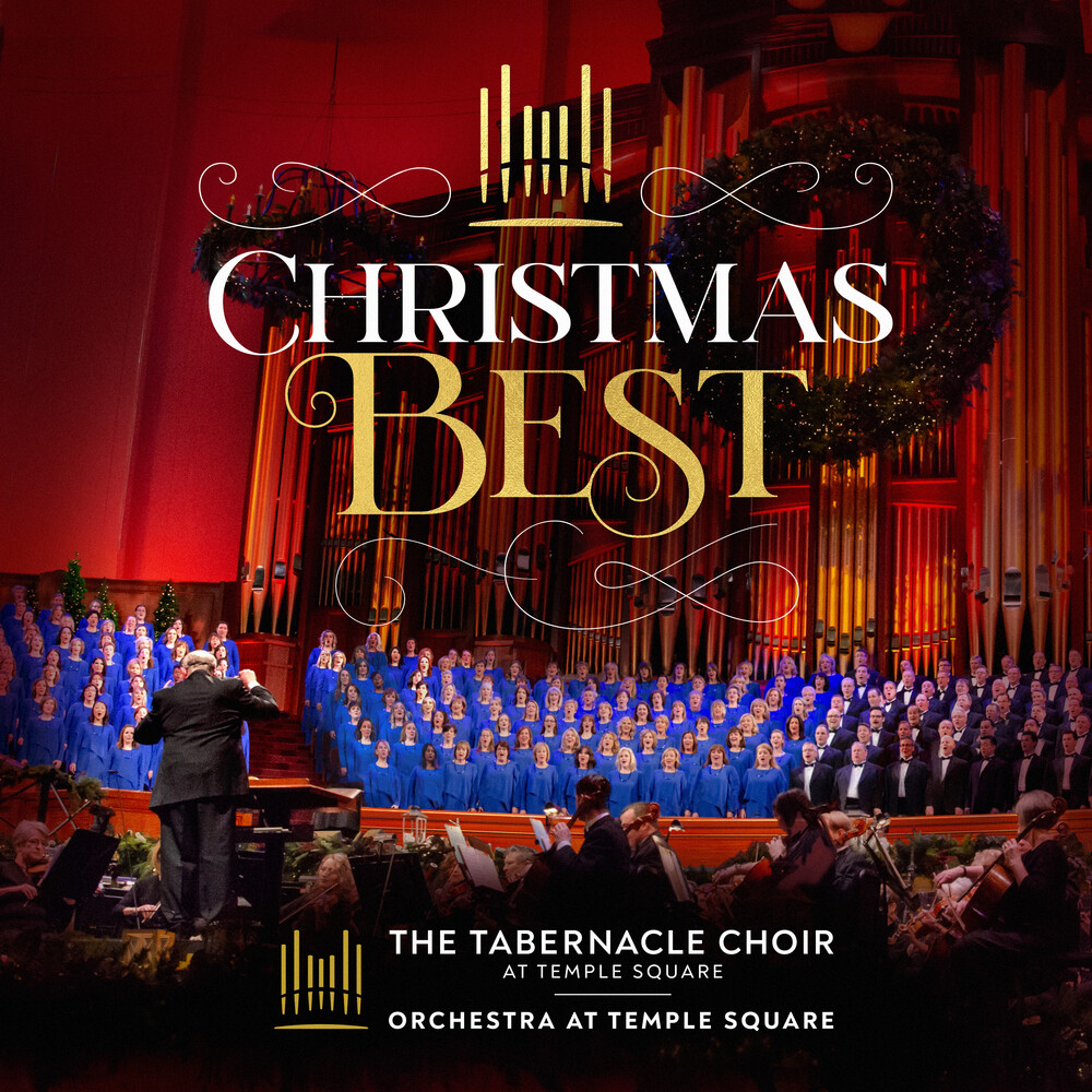Tabernacle Choir At Temple Square - Christmas Best