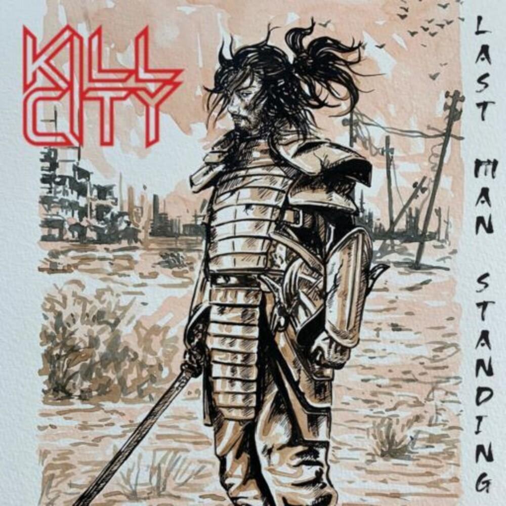 Kill City - Last Man Standing [Digipak]