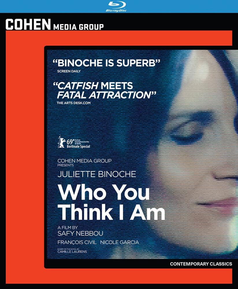 Who You Think I Am (2021) - Who You Think I Am (2021)
