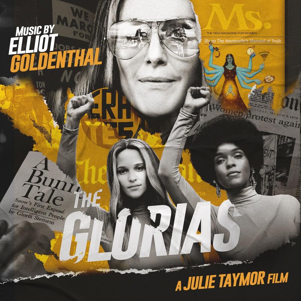 Elliot Goldenthal  (Ogv) - Glorias / O.S.T. [180 Gram]