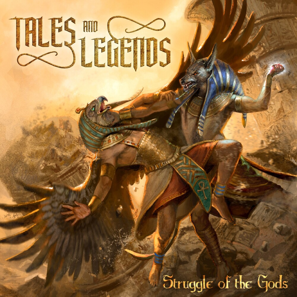 Tales And Legends - Struggle Of The Gods