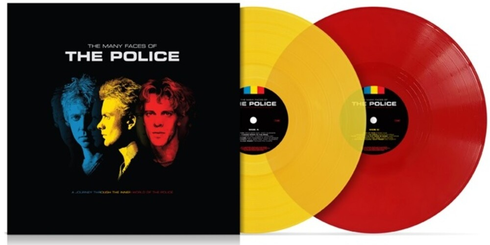 Many Faces Of The Police / Various - Many Faces Of The Police / Various [Colored Vinyl] (Gate)