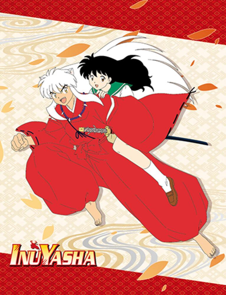 Inuyasha Kagome Higurashi 60 X 45 Throw Blanket - Inuyasha Kagome Higurashi 60 X 45 Throw Blanket