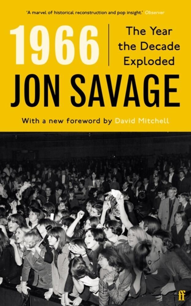Jon Savage - 1966 (Ppbk)